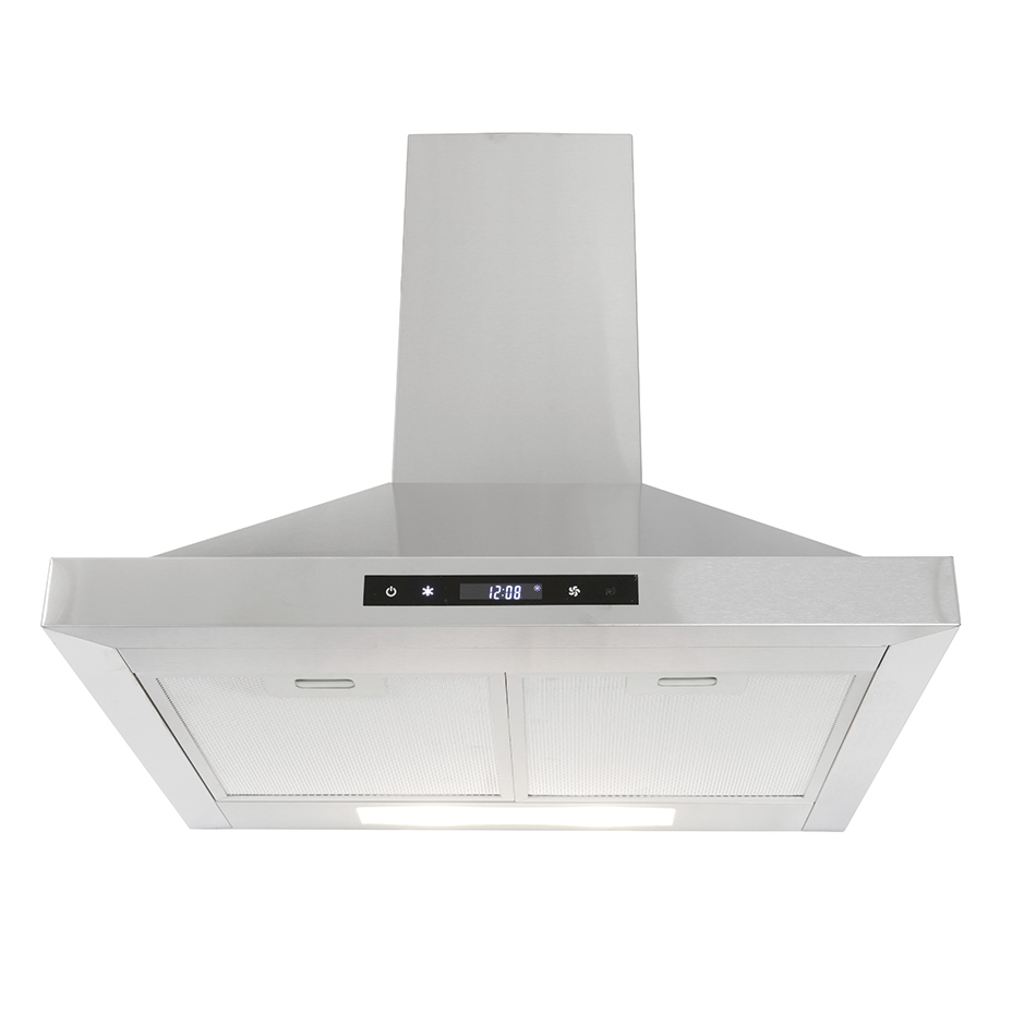 Montpellier CHC612MSSREM Chimney Hood With Remote