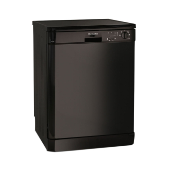 Montpellier DW1254K Freestanding Full Size Dishwasher