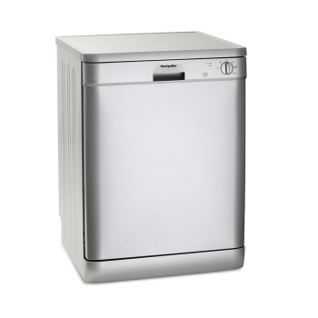 Montpellier DW1254S Freestanding Full Size Dishwasher