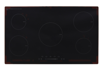 Montpellier INT905 90cm Front Touch Control Induction Hob