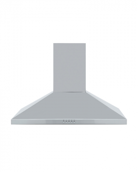 70cm Chimney Hood in S/Steel 450m3/h - A Energy - 1.5w LED