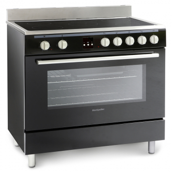 Montpellier MR90CEMK Electric Range Cooker