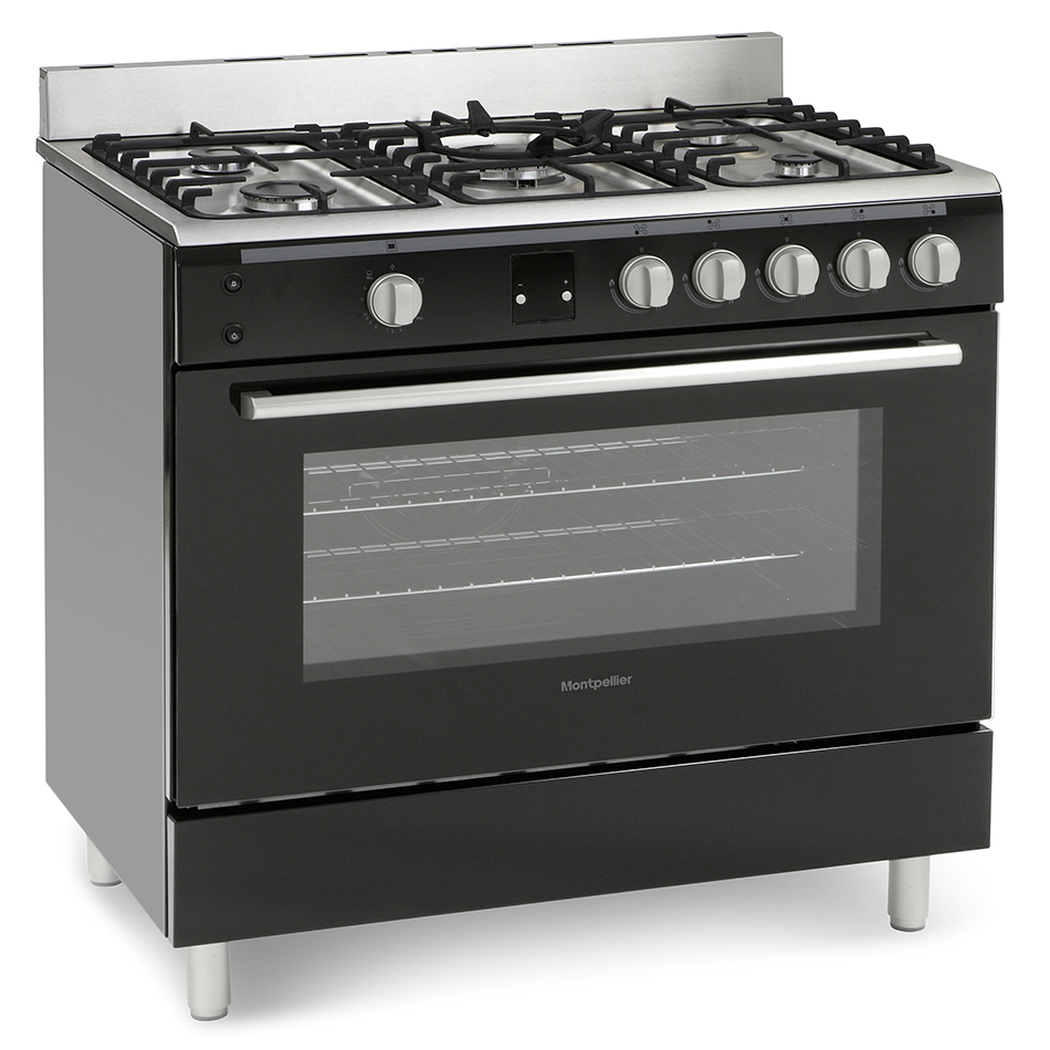 Montpellier MR90GOK Gas Range Cooker