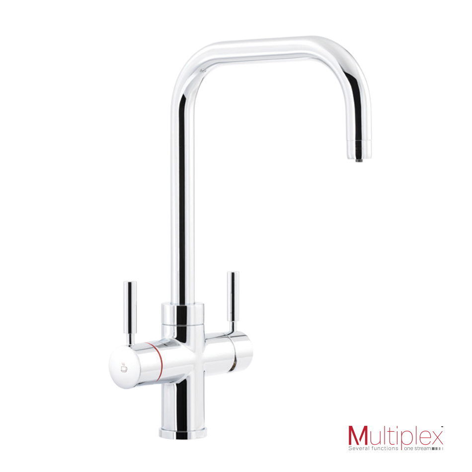 Montpellier Multiplex 3in1QC Quad Spout Tap