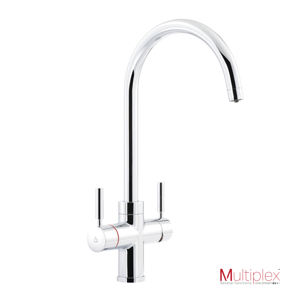Montpellier Multiplex 3in1SC Swan Spout Tap