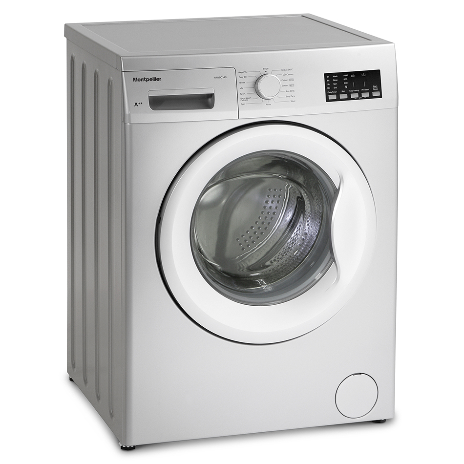 Montpellier MW8014S Freestanding Washing Machine