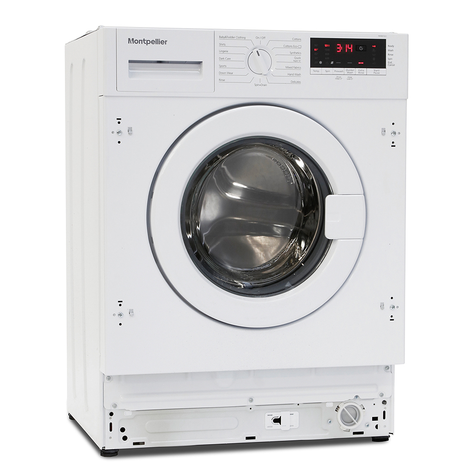 Montpellier MWBI7021 Integrated Washing Machine