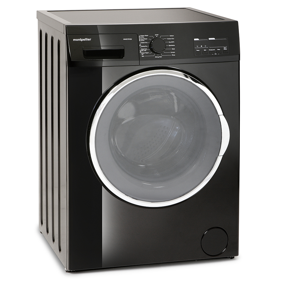 Montpellier MWD7512K Freestanding Washer Dryer