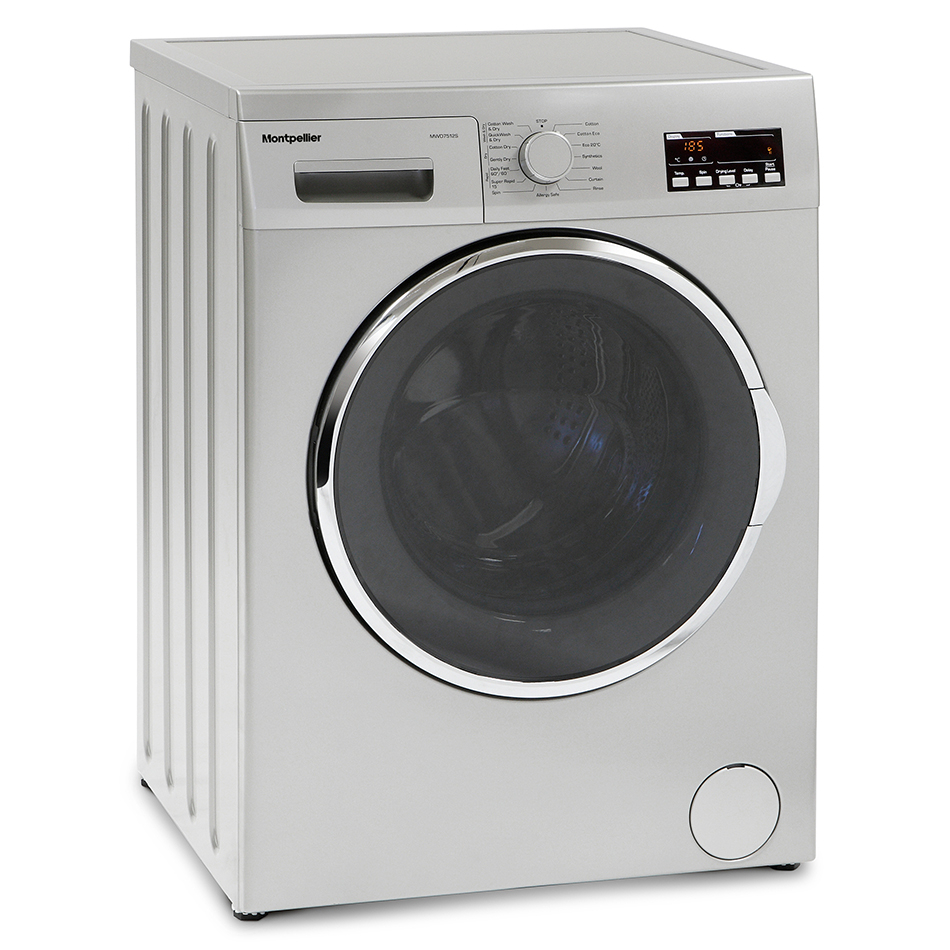 Montpellier MWD7512S Freestanding Washer Dryer