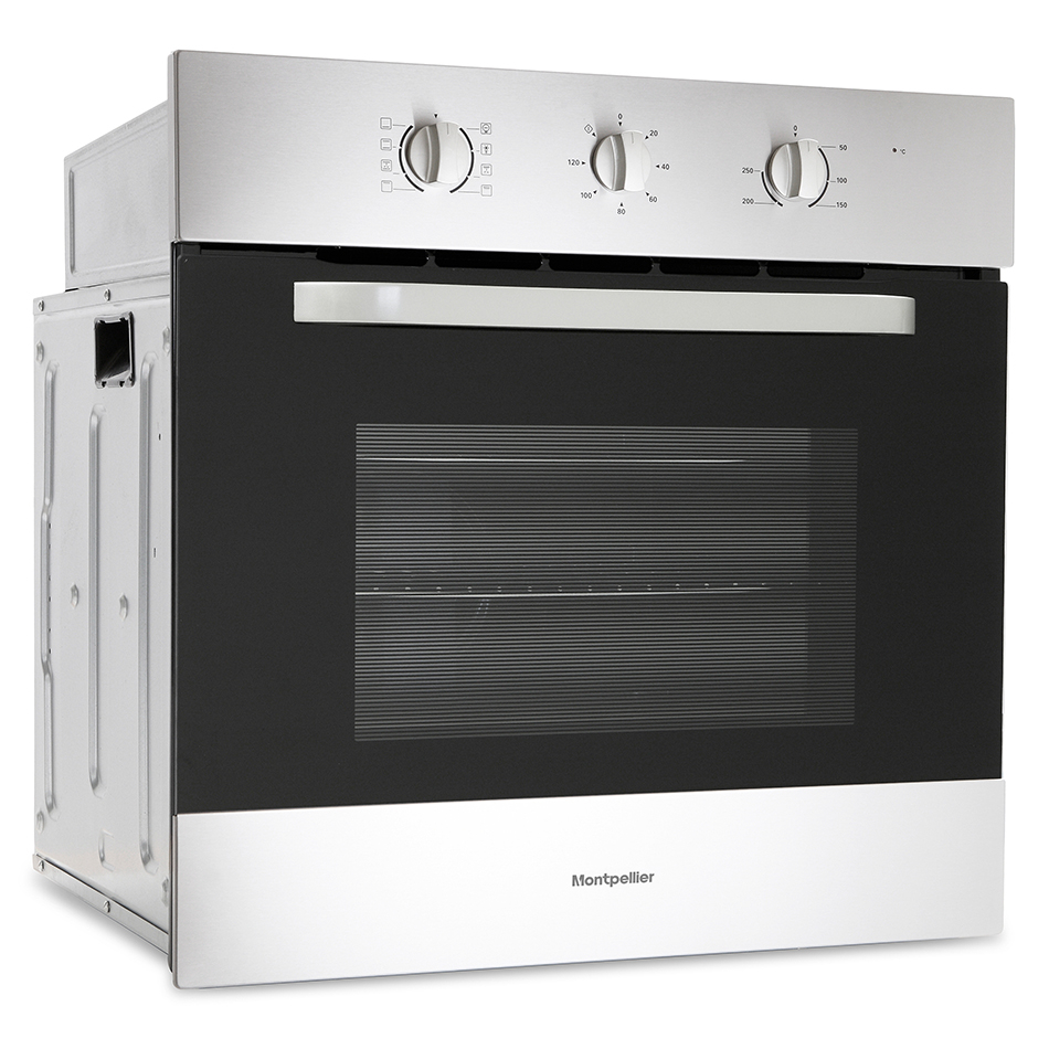 Montpellier SFOP60MC Integrated Oven & Hob Pack Cooking