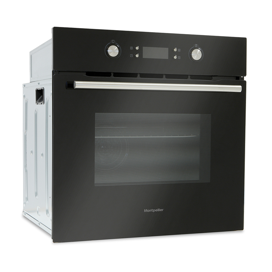 Montpellier SFOP94MFGG Integrated Oven & Hob Pack Cooking