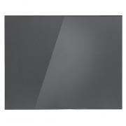 Montpellier SP6075GM Gun Metal Splash Back